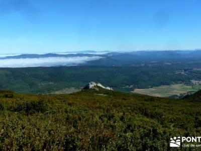 Hayedos Rioja Alavesa- Sierra Cantabria- Toloño;paseos por la sierra de madrid recorridos por madri